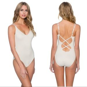 Sunsets Women's Gold Dust Veronica One Piece